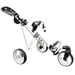 3 Wheel Push Trolley